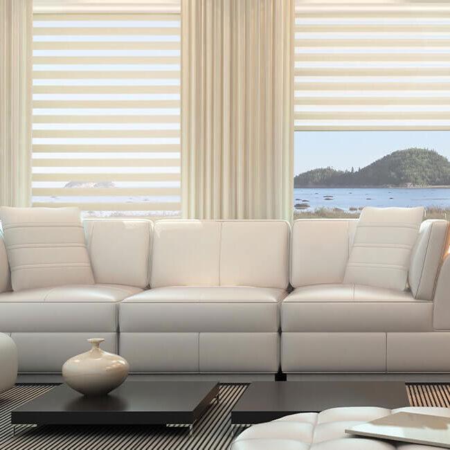 Luxury Duplex Blinds